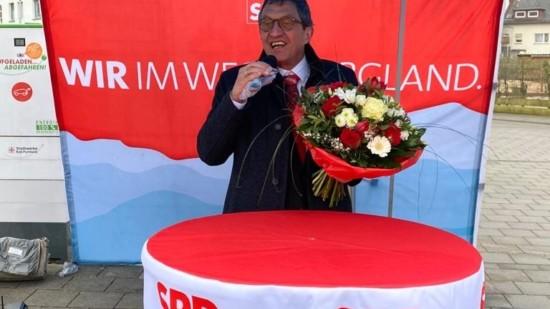 Nominierung Uwe Schrader zum Bürgermeisterkandidaten 2012