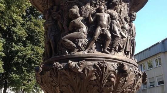 Das Original auf dem Altenau Platz